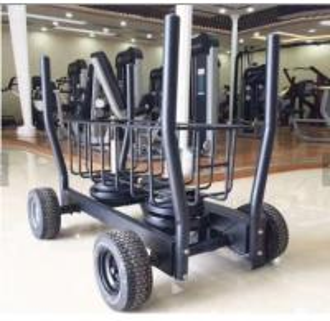 TANK Commercial Elliptical Fitness Equipment / Power Curve Resistance Trainer
