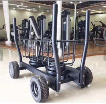 Cheap TANK Commercial Elliptical Fitness Equipment / Power Curve Resistance Trainer for sale