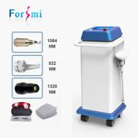 Quality Beauty device 1064nm 532nm nd yag laser q-switched nd yag tattoo laser removal machine for sale wholesale