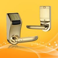Quality Hidden Hole Password Door Lock with Deadbolt and Auto Locking Mode wholesale