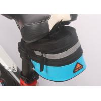 Quality Bicycle Saddle Bags Waterproof For Wallets / Keys / Tools / Tire Levers / Patch Kits wholesale