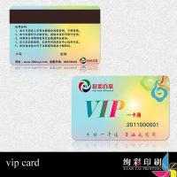 Quality Offset Printing PVC Magnetic Stripe Cards wholesale