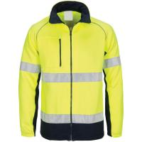 Quality Hi Vis Softshell Two Tone Safety Jackets wholesale
