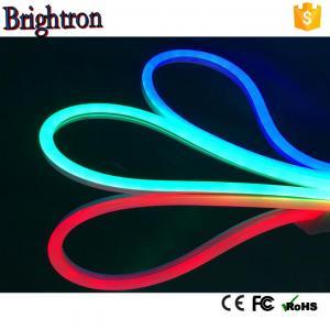 China Christmas lighting 14*26MM 120leds/M led neon flex light smd led neon flex tube light on sale