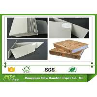 Quality Professional anti curl book binding Grey Board Sheets Paperboard wholesale