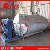 Quality Stainless Milk Tank Packo Milk Tank For Food Factory And Others wholesale