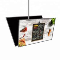 China 55 LED Smart TV Wifi Touch Screen Kiosk Metro LCD Digital Signage Real Time Control on sale