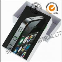 Quality Cell Phone Electronic Product Packaging Boxes With Lids 3MM Thickness Art Paper wholesale