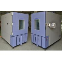 Quality Large RS485 High And Low Temperature Test Chamber 1000L , Computer Controlled wholesale