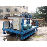 Quality Anchor Drilling Crawler Drilling Rig 3.5 m Maste Long Stroke wholesale