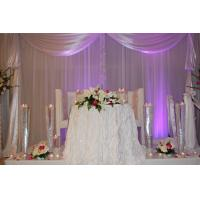 Buy cheap new design high backdrop pipe and drape for wedding mandap product
