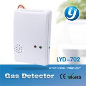 Quality Household Lpg Gas Leak Detector Alarm / Economic Gas Leakage Alarm wholesale