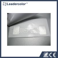 Quality Adhesive Alien Squiggle UHF RFID Tags , Paper Printable Security Labels wholesale