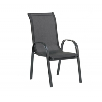 Quality Customized Factory Supply Simple Design Durable Fabric Arm Dining Chairs wholesale