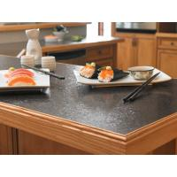 Quality beauty modified acrylic solid surface kitchen top with cheap price wholesale