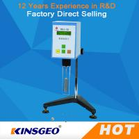 Quality Blue Screen LCD Display 1.5KG  Digital Rotational Viscometer Control Electric Circuit wholesale