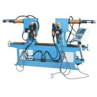 Quality Exhaust Pipe / CNC Tube Bending Machinery  For Aluminium Rectangular Tube Bending wholesale