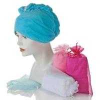 China Hair Drying Towel (Shower Cap China Factory) on sale