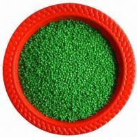 Quality Green Masterbatch, Used for PVC, PP and PE wholesale
