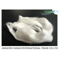 Quality 15 Denier White Bosilun Tops No Harm For Worsted Yarn / Artificial Fur wholesale