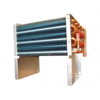 China OEM Copper Tube Aluminum Fin Type Air Conditioning Evaporator Coil Falling Film Evaporator on sale