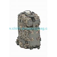 Quality Eco - friendly reusable camping gear backpack with a Top Carry Handle for mountaineers wholesale