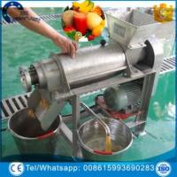 Quality Industrial Fruit Juice Press Machine | Spinach Cold Press Juicer wholesale