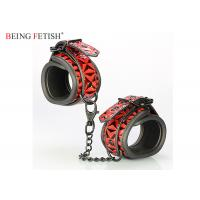Quality Leather Metal Bondage Sex Toys Completely Safe Healthy Non Toxic Cheap Funn wholesale