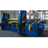 Quality Pre - Bending Hydraulic Plate Bending Machine PLC Digital Readout Control wholesale