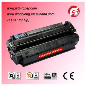 China compatible C7115A laser toner cartridge for Hp HP LaserJet 1000,1005,1200,1200N on sale