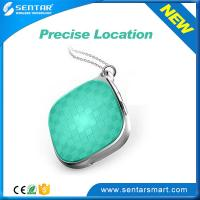 Quality Sentar Q60 green GPS tracker SOS call button wifi locating for kids children outdoor wholesale
