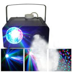 Quality Portable Fog Machine Mist Smoke Maker With RGB LED Crystal Ball For Disco X-02 wholesale