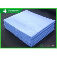 Quality Soft Disposable Waterproof Bed Pads / Cover For Medical Hygienic wholesale