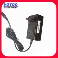 Quality CE AUS Plug 9 Volt 1.5 Amp AC DC Power Adapter For CCTV Security , 50 / 60Hz wholesale