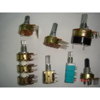 Quality 16MM rotary potentiometer light control speed wholesale