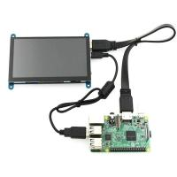 China USB Capacitive Touch Panel LCD Display Module 5 Inch 800x480 IPS HDMI Raspberry Pi on sale