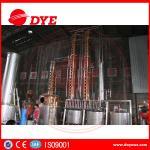 Quality Stainless Steel Copper Commercial Distilling Equipment Vodka Distiller wholesale