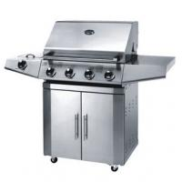 Quality Gas Grill Barbecue with 4 Burners wholesale