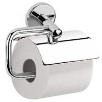 Buy cheap toilet roll hoder with Zinc Alloy Item 2007D-07B from wholesalers