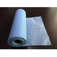 Quality Household Spunlace Nonwoven Wipes / Disposable House Cleaning Wipes wholesale