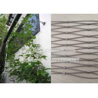Quality Flexible Stainless Steel Wire Rope Mesh For Decoration Garden Climbing wholesale