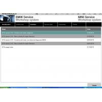 Quality Powerful BMW Diagnostic Software ISIS ISID For BMW ICOM A1 A2 Fast Running Speed wholesale