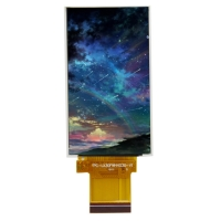Quality 3.0Inch 480X854 Spi RGB Interface IPS TFT LCD Display wholesale
