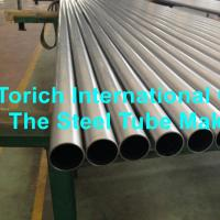 China Cold Formed Round Mechanical Tubing Structural Tubing High Strength Low Alloy on sale