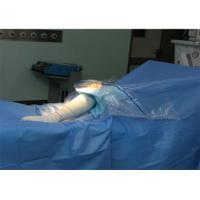 Quality Surgical Drape Fluid Bag , PE Medical Surgical Products With Drainage wholesale