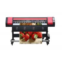 Quality Precision Eco Solvent Printing Machine / Heat Transfer Printer Plotter For Sublimation Paper 1800mm wholesale