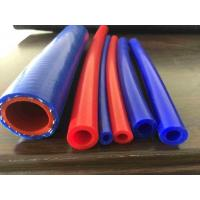 Quality 100% Pure High Temperature Silicone Rubber Tubing 0.5-100mm OD For Electric Wire wholesale