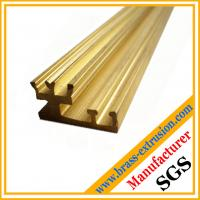 Quality brass window and door material extrusion sections wholesale