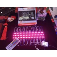 Buy cheap Fiber PCB Injection Led Module , Led Light Module 50000h Life Hour Ow Power Consumption from wholesalers