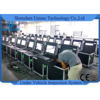 Quality UV300-M Automatic Under Vehicle Inspection System With License Plate Recognition wholesale